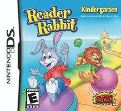 Reader Rabbit Kindergarten (Nintendo DS)