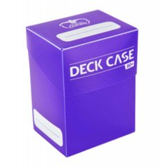 Purple Deck Box - 80ct (Ultimate Guard)
