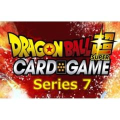 Dragon Ball Super - Series 7 - Assault of the Saiyans - Booster Case