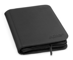 Black 4-pocket ZipFolio Binder (Ultimate Guard)