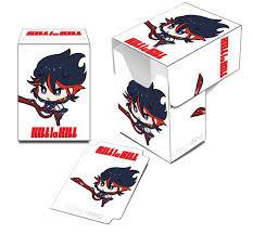 Chibi Ryuko - Kill La Kill Deck Box (Ultra Pro)