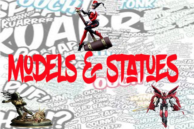 Models&statues