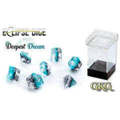 Gate Keeper Games - Deepest Dream - Midnight Black & Dreams of Teal