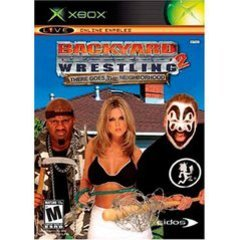 Backyard Wrestling 2 - There Goes the Neighborhood