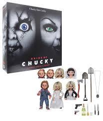 Bride of Chucky - Ultimate Chucky and Tiffany