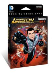 Dc Comics Deck Building Game: Legion of Super Heroes - Crossover Pack 3