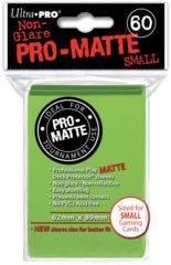 Ultra Pro Pro-Matte Small Sleeves - Green