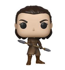 #79 - Arya Stark - Holding Spear
