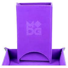 Dice Tower - Purple