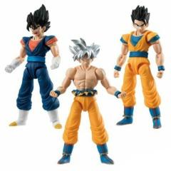 Dragonball: Super Shodo Micro Action Figure - UI Son Goku