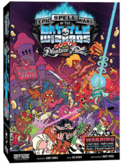Epic Spell Wars of the Battle Wizards - Panic at the Pleaseure Palace