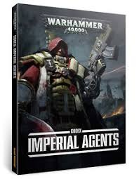 Codex - Imperial Agents