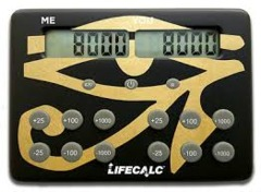 Life Calc: Eye of Ra - Black