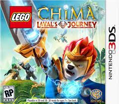 Chima: Lavals Journey