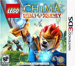 Chima: Laval's Journey