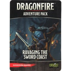 Dragonfire - Adventure Pack - Sword Mountains Crypt