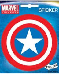 Captain America - Vinyl Sticker