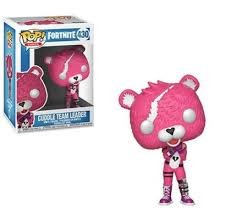 430 - Fortnite - Cuddle Team Leader - Toys + Collectables » Funko