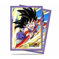Dragon Ball Super - Standard Sleeves - Explosive Spirit Son Goku