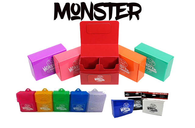 Monster deck boxes