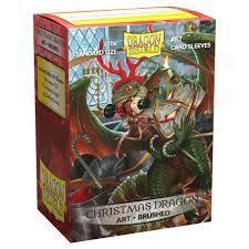 Dragon Shield - Christmas Dragon 2020