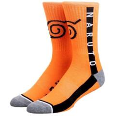 Naruto - Orange Crew socks