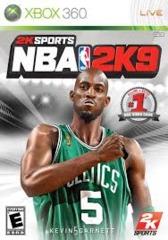 NBA - 2K9 (Xbox 360)