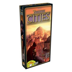 7 Wonders - Cities - New Edition