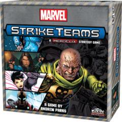 Marvel Strike Teams - A Heroclix Strategy Game