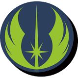 Magnet - Chunky - Jedi Logo
