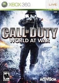 Call of Duty - World at War (Xbox 360)