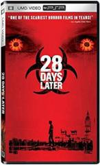 28 Days Later UMD Video