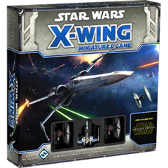 Miniature Core Game (Star Wars X- Wing) - In Store Sales Only