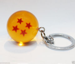 Dragon Ball Z - 4 Star Key Chain - Large