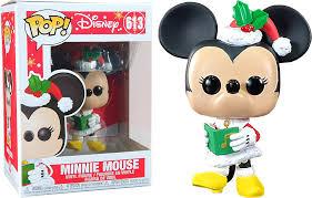 #613 Holiday Minnie