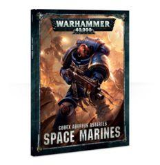 Codex: Adeptus Astartes Space Marines