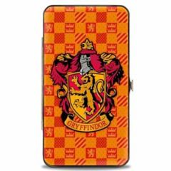 Hinged Wallet - Harry Potter - Gryffindor