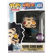 #455 Naruto - Sasuke Curse Mark (Con Exclusive)