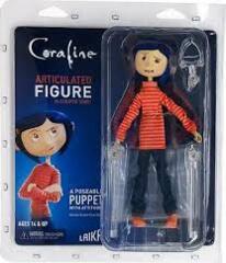 Coraline - Articulated Figure