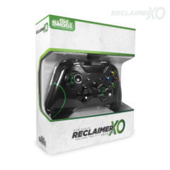 Old Skool Reclaimer XO - Xbox One Controller - Black