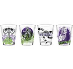 Beetlejuice - Shot Glass