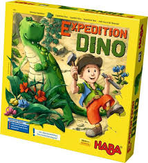 Expedition Dino (My Very First Games)