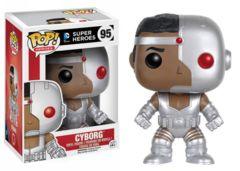 #95 - Cyborg (DC Comics)