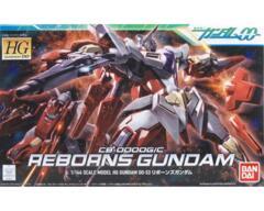 Gundam OO HG 1/144: CB-0000G/C Reborns Gundam