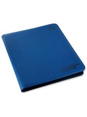Xenoskin Blue 12-Pocket ZipFolio Binder - Side Loading (Ultimate Guard)