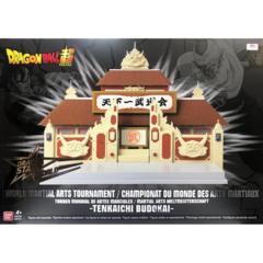 Bandai America - DragonBall Super Dragon Stars World Martial Arts Tournament Stage Display