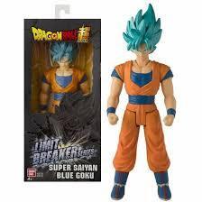 Dragon Ball Super - Limit Breakers - SS Blue Goku