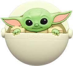 Mandalorian - Baby Yoda Magnet