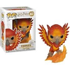#87 Harry Potter - Fawkes