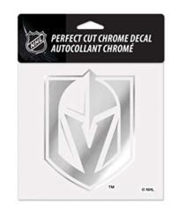 Vegas Golden Knights - Chrome Decal